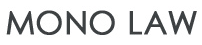 Mono Law Solicitors Logo